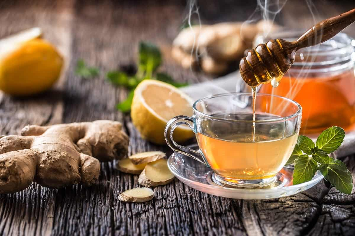 Can Ginger Tea be Used to Reduce Belly Fat - flabtofababs.com